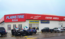 Plains Tire Laramie